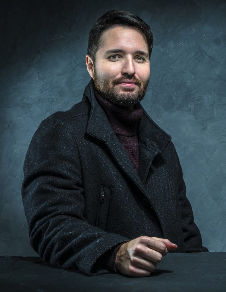 Edward McEvenue Portrait